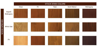 Wood Stain Sherwin Williams Wood Stain Colors