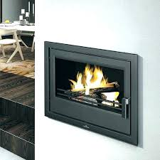 wood fireplace insert with blower wood burning fireplace majestic kit used wood burning fireplace insert with