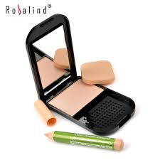 rosalind new 2016 pressed powder for all skin brand makeup m n professional beauty cosmetics face care concealer makeup