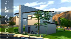Small Picture The Sims 4 Modern House Welcome 4 small HD Download YouTube
