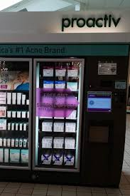 Proactiv Vending Machine Prices Adorable Proactiv Vending Machine Prices I Returned To My Childhood Mall And