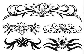 Clipart Design Free Tattoo Clip Art Pictures Clipartix