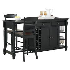 Sandra Lee Granite Top Kitchen Cart Kitchen Carts Kitchen Island Table Sets Home Decorators