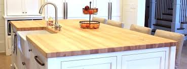 solid butcher block countertops maple butcher block counters new maple butcher block for home kitchen cabinets