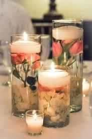 Mumlarla Harika Dekorlar. Wedding Table CenterpiecesFloating Candle ...