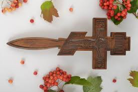 decorative crosses wooden wall decor wood cross wall cross inspirational gifts wall hanging madeheart