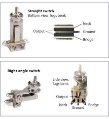 switchcraft 3 way toggle switch stewmac com switchcraft 3 way toggle switch installation