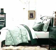 forest green baby bedding quilt dark designs duvet cover bedroom decoration set frosted sham king