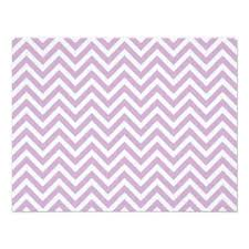 purple note cards lilac purple simple chevron thank you note cards invitation card