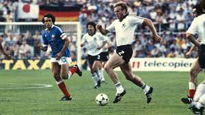 Germania Francia 1982