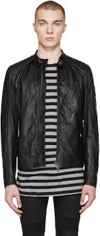 belstaff black leather v racer jacket men belstaff motorcycle jackets belstaff leather jackets