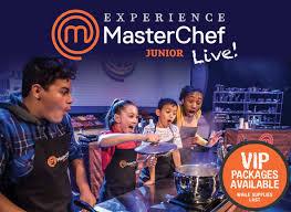 RESCHEDULED: MasterChef Junior Live! - 8 NOV 2020