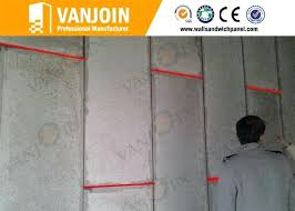 soundproof precast concrete wall panels partition lightweight composite pa