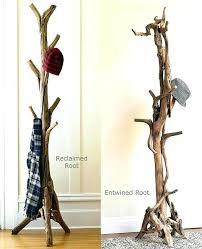 wood coat rack standing coat rack stand unique coat rack with stand design and reclaimed wood wood coat rack