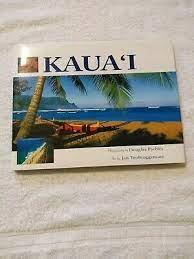 kauai large hardcover coffee table book