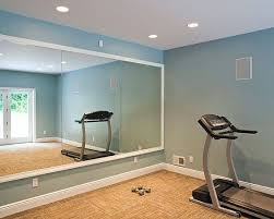 home gym decorating ideas with big