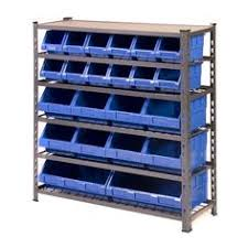 Find Handy Storage 6 Tier Tote Organiser System at Bunnings Warehouse.  Visit your local store