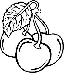Small Picture Lemon cut fruit coloring page for kids fruits coloring pages