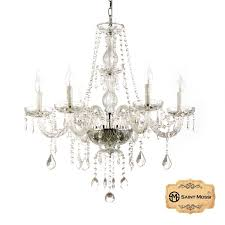 led ceiling light fixtures luxury saint mossi chandelier modern k9 crystal raindrop chandelier