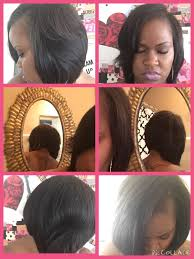 Hairstyles Without Weave No Leave Out Quick Weave Blonde Invisible Part Hair Styles