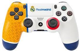<b>Геймпад RAINBO DualShock</b> 4 FC Real Madrid — купить по низкой ...
