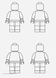 Small Picture Lego Minifigures Coloring Sheets Coloring Coloring Pages