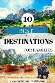 best family vacation ideas for 2020