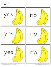 Banana Pocket Chart Graphing Do You Like Bananas A To Z