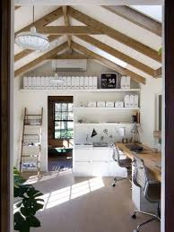office designs pictures. Home Office - Farmhouse Built-in Desk Light Wood Floor Idea In New Designs Pictures