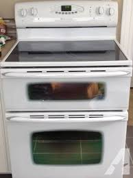 maytag gemini double oven electric. Simple Maytag Maytag Gemini Double Oven Electric Smooth Top For Sale In  Intended