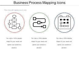 Business Process Mapping Icons Ppt Images Gallery