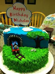 8 Thomas The Train Birthday Cakes Kroger Photo Thomas The Train