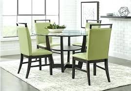 dining room chairs on wheels dining room chairs with wheels espresso 5 dining set dining room