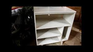 vintage 60s furniture. DIY Vintage 60s Record Stand Cabinet Redo Makeover Furniture