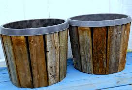 Planters, Diy Wood Planters Wooden Planter Box Diy Make The Best Pallet  Wooden Shape: