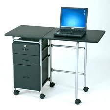 portable office desks. Portable Office Desk Computer On Wheels Small Table . Desks