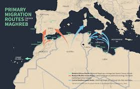 Destinaton Maghreb Changing Migration Patterns In North Africa