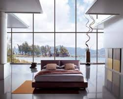 contemporer bedroom ideas large. Modern Large Design Of The Bedroom Decoration With Windows That Has Black Granite Floor Can Be Decor Bed Add Beauty Contemporer Ideas S