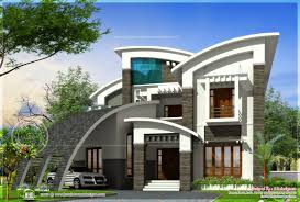 decoration modern simple luxury. Luxury Ultra Modern House Design Kerala Home Floor Plans Decoration Simple