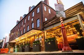 Seeking comics with a cold brew? Philadelphia Bar And Restaurant Bridget Foys 200 South St Philadelphia Pa