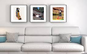 choosing an art frame for a digital picture frame