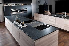team7 küche linee l1 eiche weißöl silestone arbeitsplatte becken