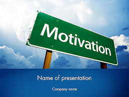 Motivation Templates Motivation Sign Presentation Template For Powerpoint And Keynote