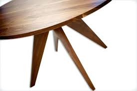 round walnut table exquisite design round walnut dining table excellent handmade modern walnut table and chairs for kitchen