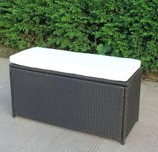 garden cushion storage box storage containers cushion storage box waterproof extra large outdoor storage containers large