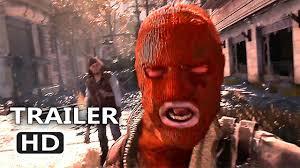 Dying Light 2 Data Dying Light 2 Official Trailer 2019 E3 2018 Game Hd