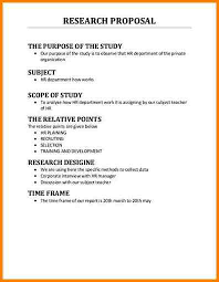 Research Proposal Template Custom Brilliant Ideas Of Research Project Proposal Template 48 Research