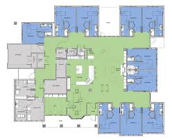 the greenhouse project floor plans and