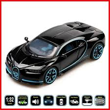 More than 129 bugatti chiron toy car at pleasant prices up to 18 usd fast and free worldwide shipping! Radio Remote Control Black Bugatti Chiron Rc Model Toy Car Xmas Gifts For Kids For Sale Online Ebay