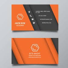 75 Best Visiting Card Designs Byteknightdesignnet Images In 2019